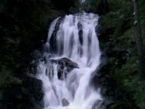 Cascade De La Gittaz