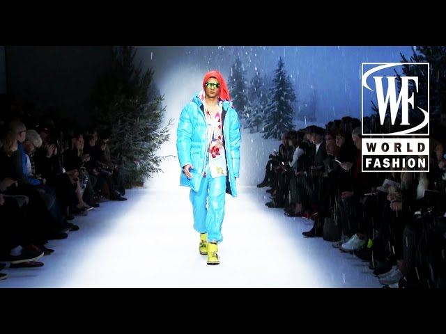 Moschino Men Fall-Winter 15-16