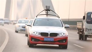 How Baidu Sees Driverless Cars in the Future