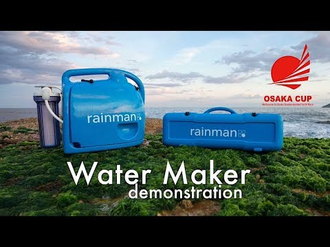 Rainman Water Maker