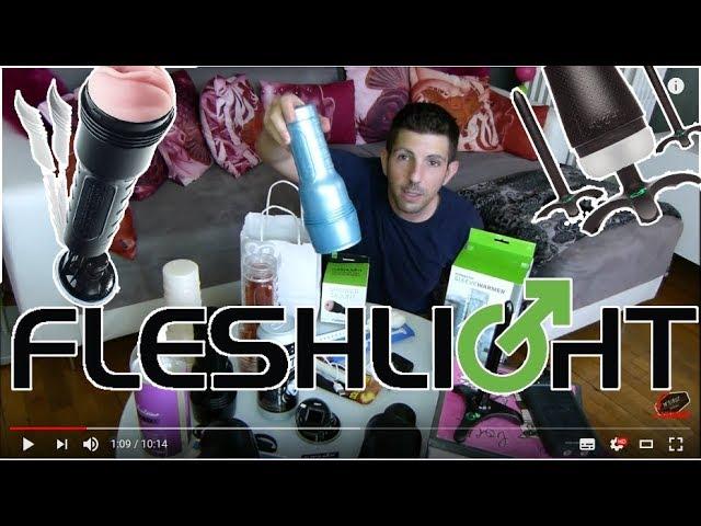 LE TOP DES ACCESSOIRES POUR FLESHLIGHT : Boost ton fleshjack fleshlight !