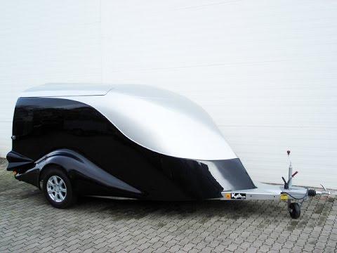 motorradanh nger excalibur s2 customstyle koch pkw. Black Bedroom Furniture Sets. Home Design Ideas