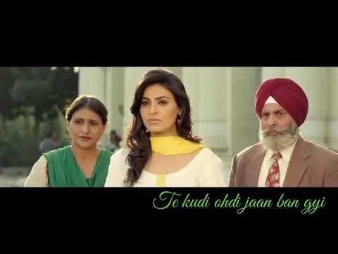 kudi de husan ne att karti | Jassi Gill | desi crew | latest Punjabi WhatsApp status song