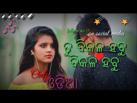 Tu Bikala Habu Prema Painodia New Sad Song With Cute Story~human Sagar