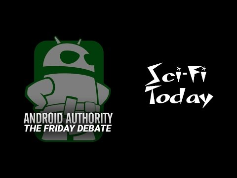 Sci-Fi Today | The Friday Debate Podcast 010