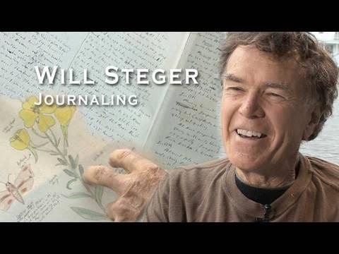 Will Steger speaks on journaling - YouTube