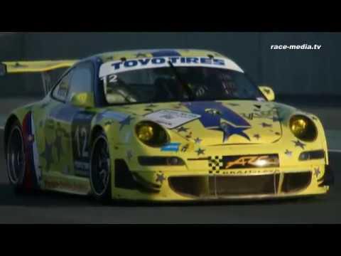 24H Series Dubai 2009 - Porsche 997 RSR - Jiri Janak - ARC Bratislava