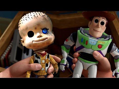 6 TERRIBLES ESCENAS ELIMINADAS DE PELICULAS INFANTILES | FoolBox TV | Escenas Eliminadas Pixar