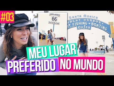 PIER DE SANTA MONICA ♡ - EP.03 #TACITODODIA