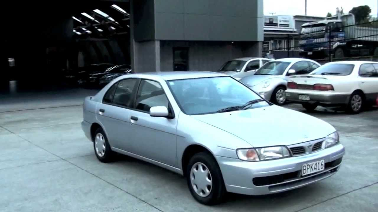 Nissan pulsar 1996