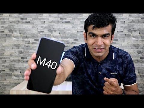 Samsung Galaxy M40 Official In HINDI