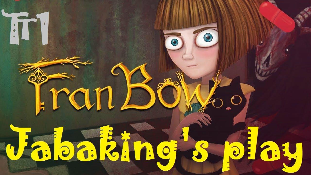 [吃飽王]Fran Bow 弗蘭的悲慘之旅#1:紅色小藥丸 - YouTube