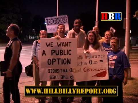 Louisville, Kentucky Health Care Rally