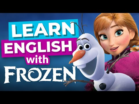LEARN ENGLISH With Frozen