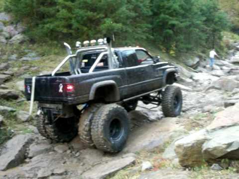 EU RC Truck 2.4GHz Rock Crawler Rally Car 4WD Truck 1:18