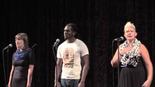 "National Poetry Slam Finals 2014 - ""Man"""