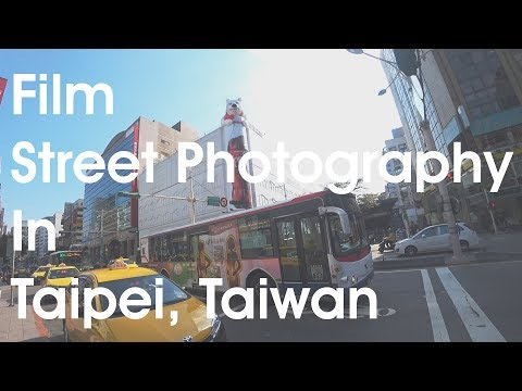街頭散散步 VOL.1 | Street Photography in Taipei Taiwan