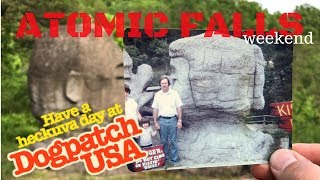 Atomic Falls at Dogpatch USA - Only in Arkansas
