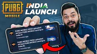 PUBG Mobile India Launch Very Soon??   BIG NEWS ⚡ Jaaniye Sabkuch