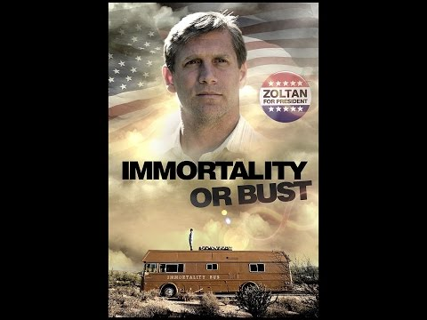 1-min Hightlight Video for Zoltan Istvan Transhumanism Documentary IMMORTALITY OR BUST