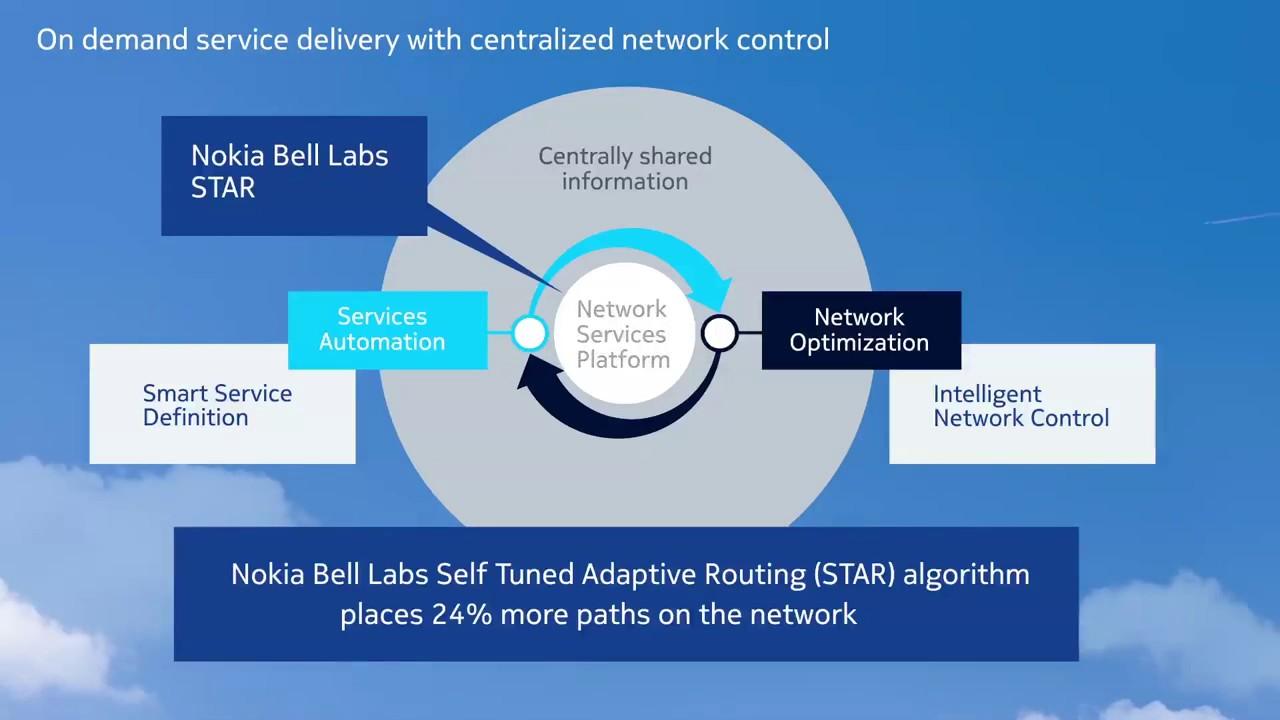 Nokia Network Services Platform - Optimal network value for profitable  on-demand services