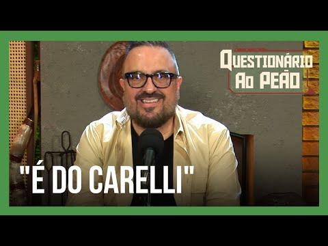 Questionário ao Peão   Carelli afirma que os bichos se comportam melhor que os peões   A Fazenda 13