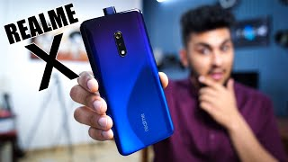 The Truth About the REALME X !