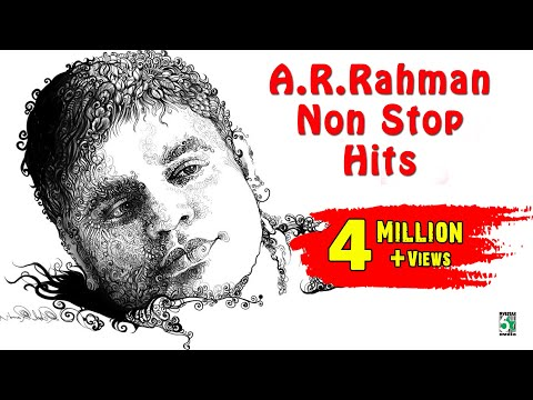A R Rahman Super Hit Non Stop Audio Jukebox