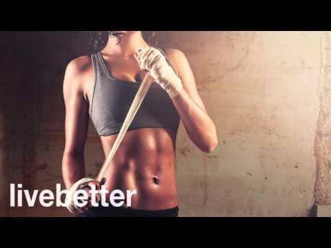 Música para aerobicos - Música electronica animada emocionante para hacer cardio intensos