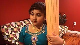 Download Hindi Video Songs - Kabali | Maya Nadhi Cover | Shreya Swamy (10 yrs)