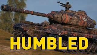 I was HUMBLED in World of Tanks!