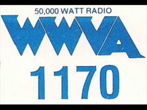1170 WWVA Wheeling, West Virginia