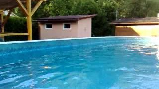 Chata Frahelž - bazén