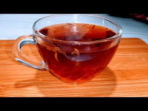 Неповторимый Морковный чай не имеет аналогов и способен удивить даже искушённых чайных ценителей
