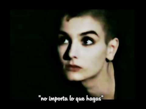 Nothing compares 2 you - Sinnead O'connor (subtítulos en español)