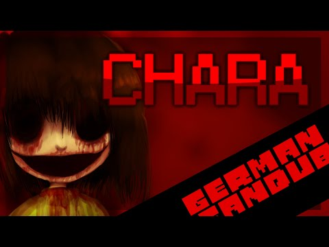UNDERTALE PARODY - Erase The Underground 【German Fancover】 CHARA SONG