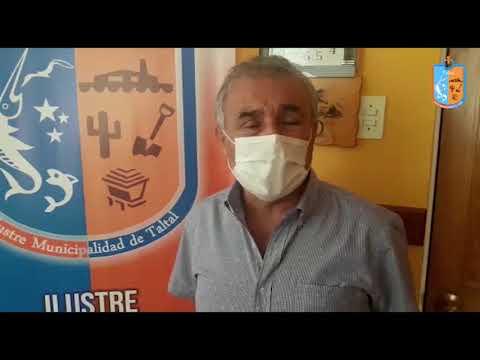 Nuevo caso de infectado con Covid-19 dentro de la comuna de Taltal