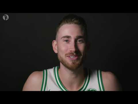 Boston Celtics hilariously try British accents ... and fail | ESPN