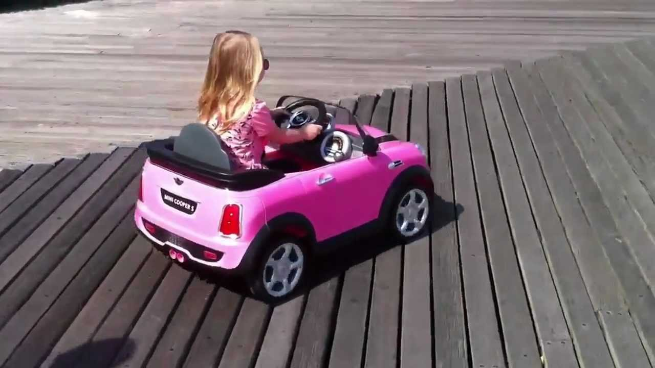 Riley S Pink Mini Cooper S Youtube