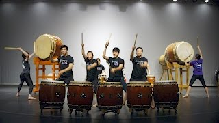 After 25 years, Stanford Taiko still beats the drum