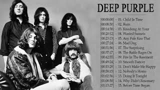 Deep Purple Greatest Hits Full Album - Best Of Deep Purple 2018