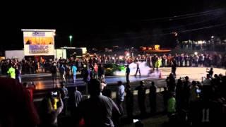 Street outlaws crash in Alabama