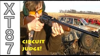 Circuit Judge [.410/ .45 Colt] Shooting!(, 2015-01-01T05:42:05.000Z)