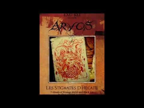 "ARYOS - CD album 2014 - ""Les Stigmates d'Hecate"" - Teaser"