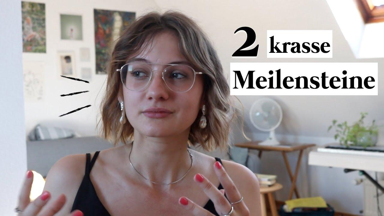 Zwei (!) krasse Meilensteine | Vlog