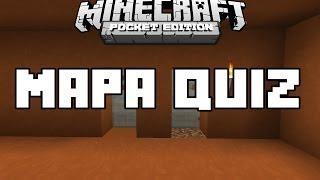 Minecraft PE: Mapa Quiz (perguntas) MCPE