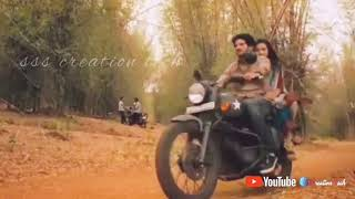 Cute Love 💙Couple's at 💚college sight 💚tamil WhatsApp status songs 💜