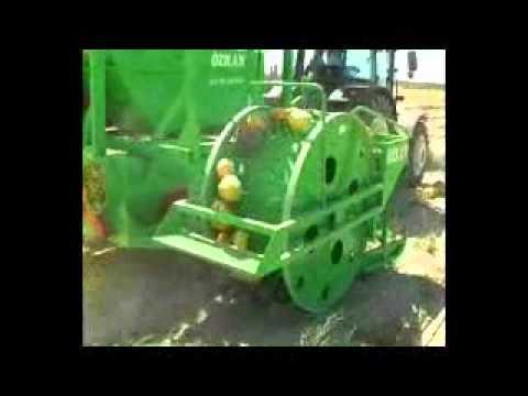 kabak hasat makinasi fiyatlari sahibinden