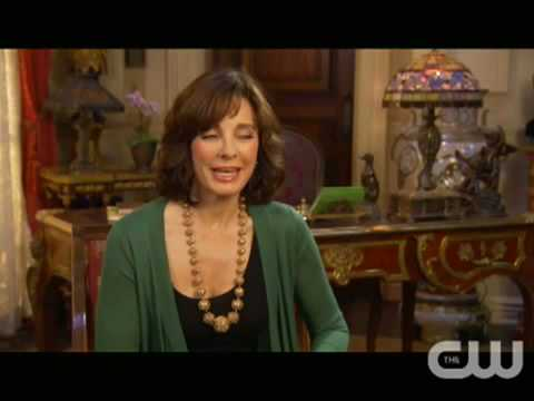 TOMMY DAVIS' MOM!  EXCLUSIVE ANNE ARCHER .