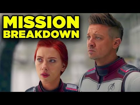 Avengers Endgame TIME TRAVEL Explained! Timeline Breakdown (SPOILERS!)